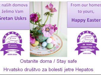 Sretan Uskrs / Happy Easter