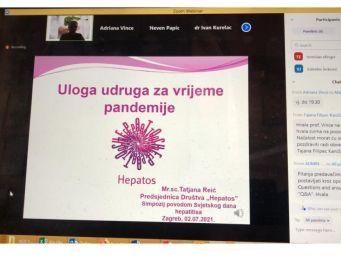 Hepatos predavao na Simpoziju povodom Svjetskog dana hepatitisa