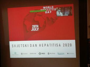 Simpoziju povodom Svjetskog dana hepatitisa 2020