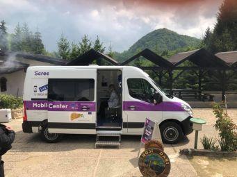 Mobilni InfoHep Centar u zajednici Moji dani
