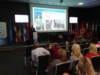 Mobilni InfoHep Centar na 10. SEEC u Budvi