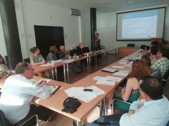 Mobilni InfoHep Centar predstavljen na Integrate WP meeting-u