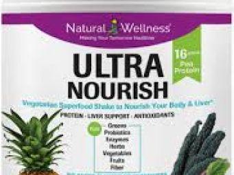 UltraNourish iznenađujuća prehrambena potpora za oboljele od kroničnog hepatitisa C