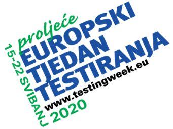 Proljetni Europski tjedan testiranja 2020
